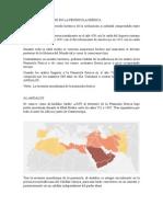 La Presencia Árabe en La Península Ibérica