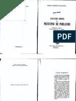 MALTHUS Thomas Robert - Ensayos Sobre El Principio de Población