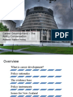 Career Development - The Policy Conversation