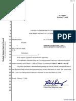 Mou v. City of San Jose et al - Document No. 10