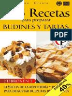 168 Recetas Para Preparar Budin