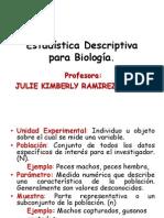 Estadistica Descriptiva Con Infostat Bioestadã-stica