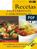 168 RECETAS VEGETARIANAS