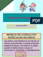 CONDUCTAS ESPECIALES.ppt