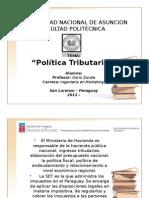 Politica Tributaria