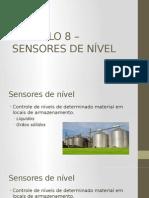 Sensores de Nível