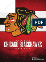 Chicago Blackhawks Media Guide