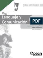 Módulo 02 La Comprension de Lectura y La Psu de Lenguaje y Comunicación