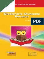 diccionario municipal