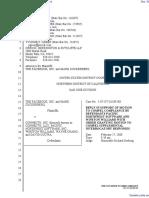 The Facebook, Inc. v. Connectu, LLC et al - Document No. 309