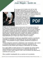 Biografía de Juan Magán » Quien es » Quien.NET.pdf