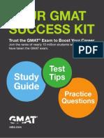 GMAT Success Kit 2014