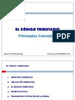 20110504-06 Modulo 02 Codigo Tributario - Principales Conceptos