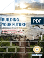 Building Your Future - Strategies & Products for Retirement Income Planning
