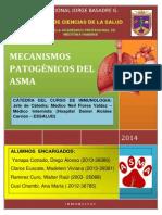 Monografía Asma