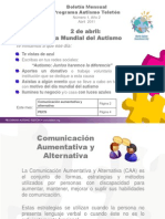 Comunicacion Aumentativa y Alternativa 0