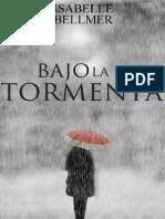 Bajo la tormeta - Isabelle Bellmer.pdf