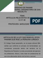 Articulos de La Ley Que Rigen El I- Tributaria (1)