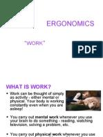 Egonomics Work