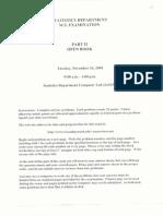 Fall 2004 closed book stat test