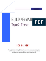 Topic 2 - Timber