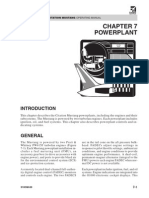Citation Mustang Powerplant