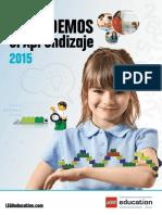 Catalogo lego 2015