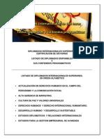 Diplomados Internacionales Superiores de 300 Horas Academicas