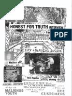 Honest for Truth Fanzine #10
