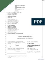 Stiener et al v. Apple, Inc. et al - Document No. 53