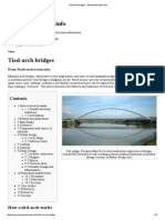 Tied-Arch Bridges - Steelconstruction