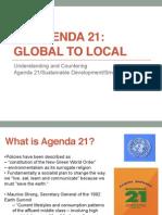 Georgia Agenda 21