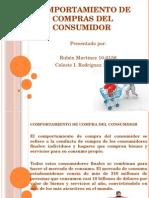 Comportamiento de Compras Del Consumidor Mercadotecnia