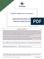 Monopressure Process