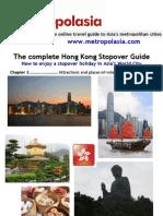 Hong Kong Stopover Guide - Chapter 2
