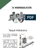 TAQUÉS HIDRÁULICOS