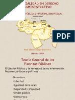 Finanzas Públicas y Federalismo Fiscal - Sesión 1