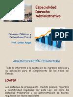 Finanzas Públicas y Federalismo Fiscal - Segunda sesión