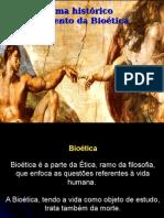 Histórico Bioética