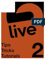 Ableton Live Tips and Tricks Part 2