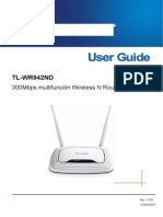 TL-WR842ND User Guide.en.Es