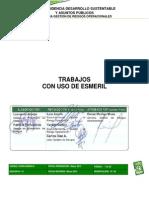 Estandar Corporativo Trabajos Con Uso de Esmeril (1)