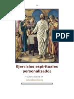 Ejercicios espirituales personalizados