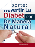 GRATIS! Revertir La Diabetes de Manera Natural por Sergio Russo