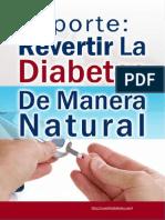 GRATIS! Revertir La Diabetes de Manera Natural por Sergio Russo