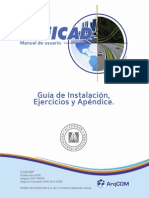 Manual Civilcad para carreteras