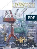 Greenwashing Hydropower