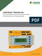 VMD460-NA_D00001_D_XXDE - Releu de Monitorizare a Tensiunii Si Frecventei
