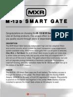 m135 Manual