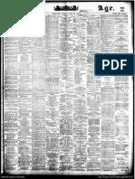 The AGE Monday 26 April 1915
